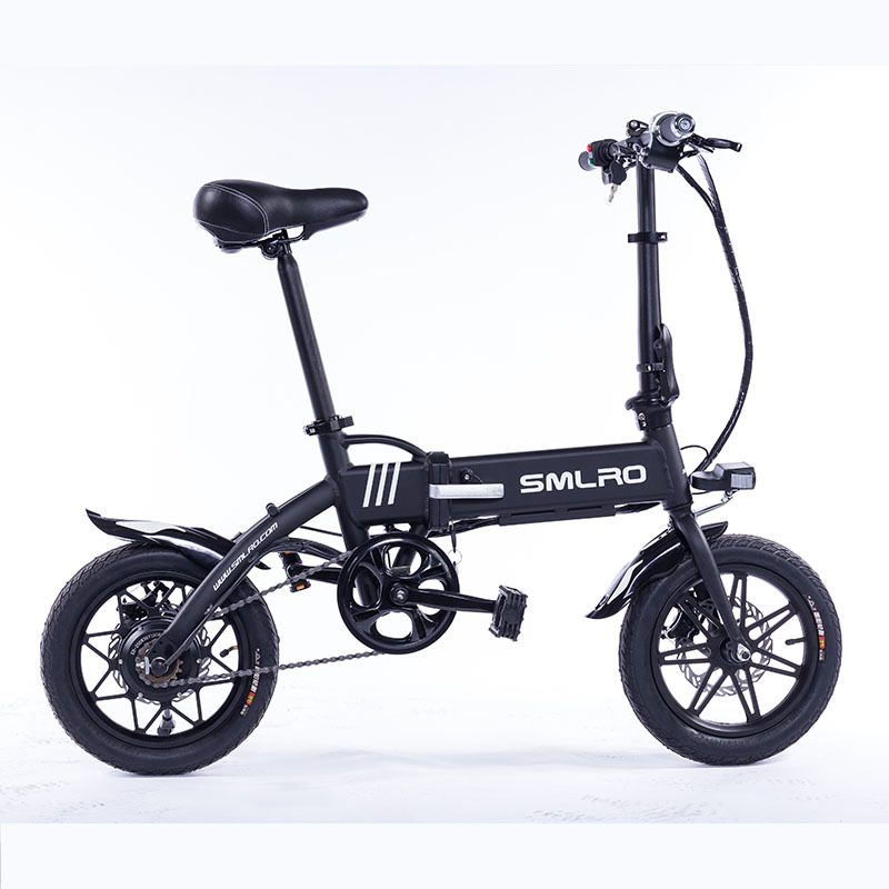 14EF 14inch electric bike mini 250W Powerful folding City electric bicycle 36V Lithium Battery city ebike 4