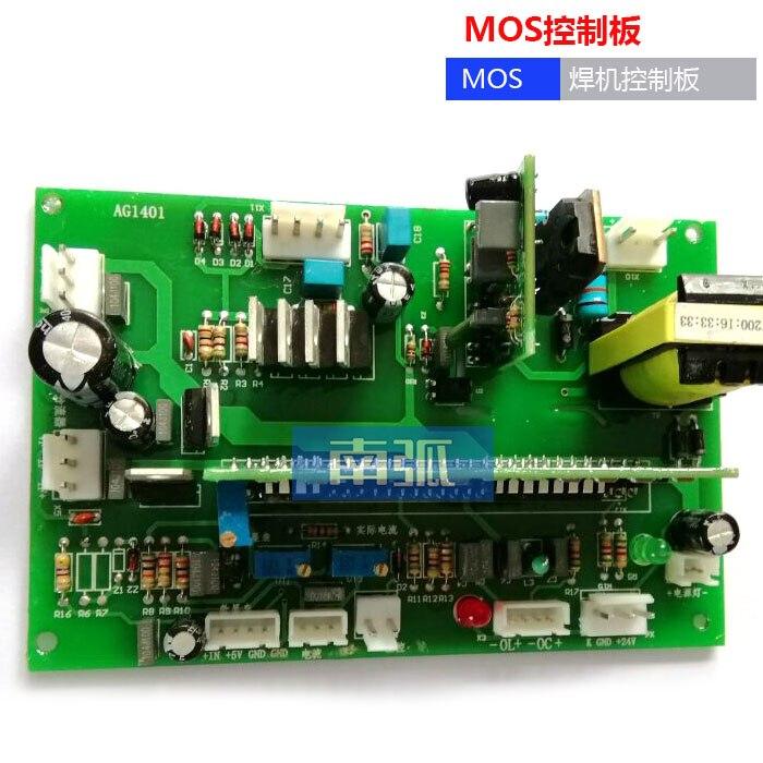 Inverter Schweiß Maschine Control Board ZX7200/250/315MOS Rohr Schweißen Maschine Circuit Board Dual-Spannung Motherboard