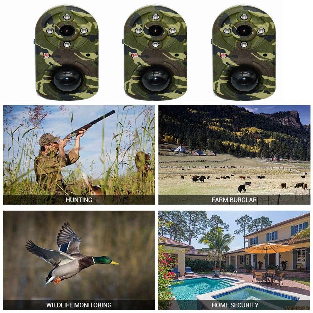 wildlife casa vigilância câmera selvagem com hd