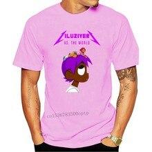 T-shirt col rond pour hommes, Lil Uzi, Vert, musique, graphique, drôle