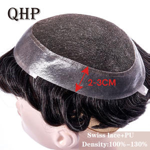 Mens Toupee Wig Hair...