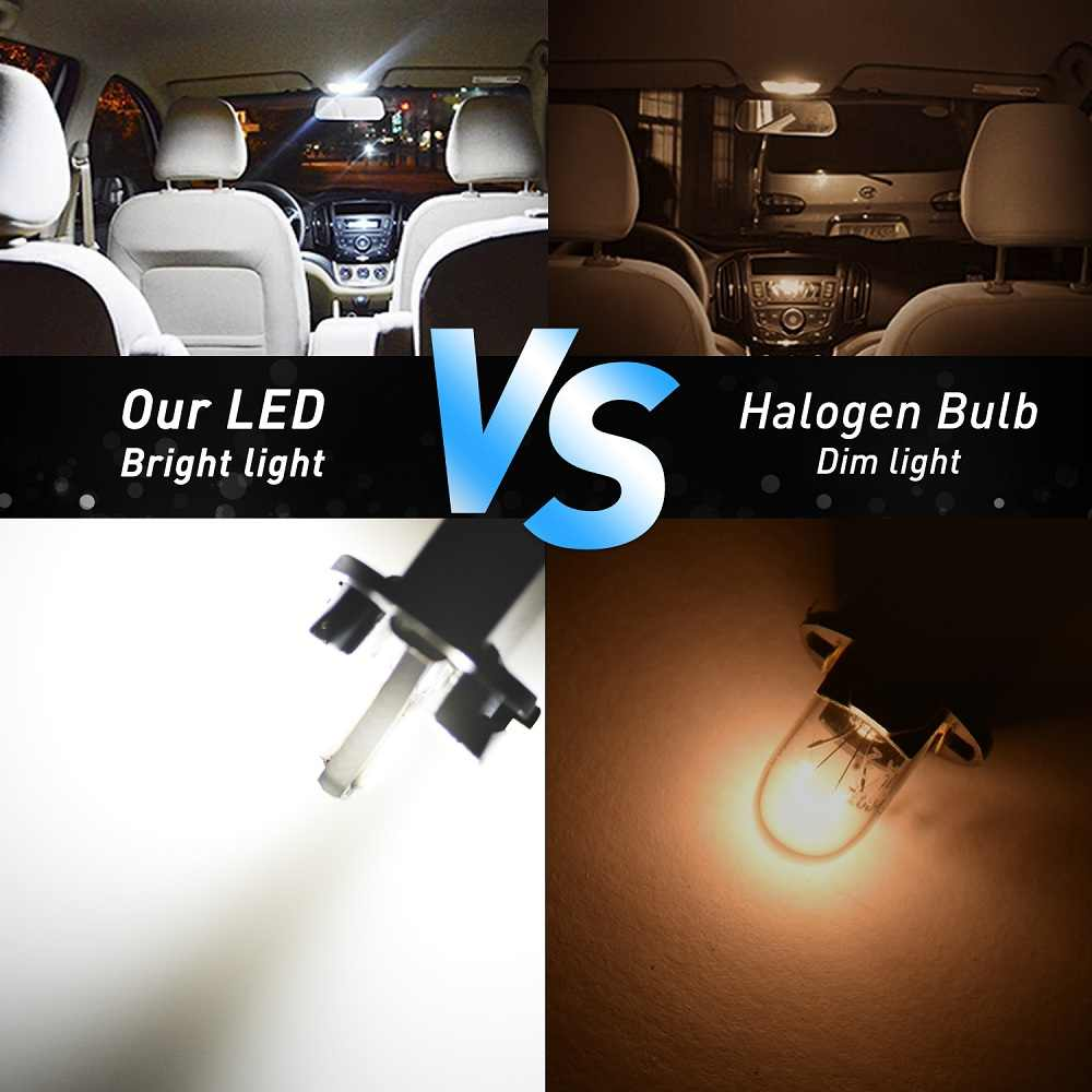 T10 W5W LED Mobil Interior Lampu untuk Hyundai Aksen Azera Elantra Solaris Ix35 Ix25 Tucson Grand I10 XG300 XG350 Lantra santa Fe