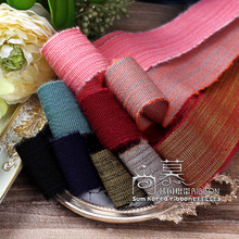 100yards 25mm 38mm velvet fringe edge double color ribbon for garment apparel fashion accessories diy craft supplies