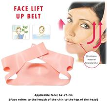 1pc Face Lift Up Belt Facial Slim Bandage Anti Wrinkle Double Chin Reduce Face Shaper Bandage