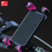 Universal Bicycle Phone Holder Bike Anti Slip Handle Bar Mount Bracket Cellphone GPS