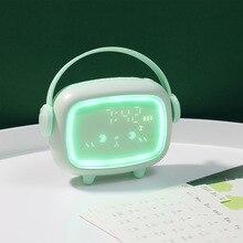 Led Alarm Clock  Cute Alarm Clock  Kids Alarm Clock  Desk Clock LUMINOVA Clock Table Clock Digital Clock for Kids Room Decor