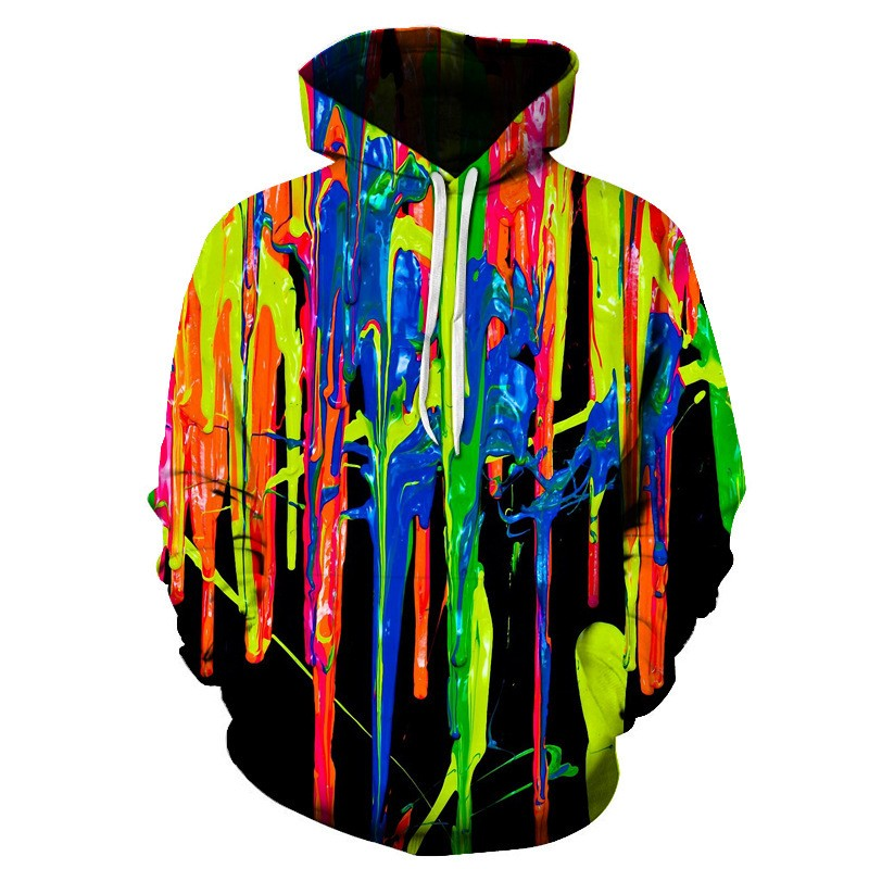 3D Printed 2020 Trend Art Hoodies 3