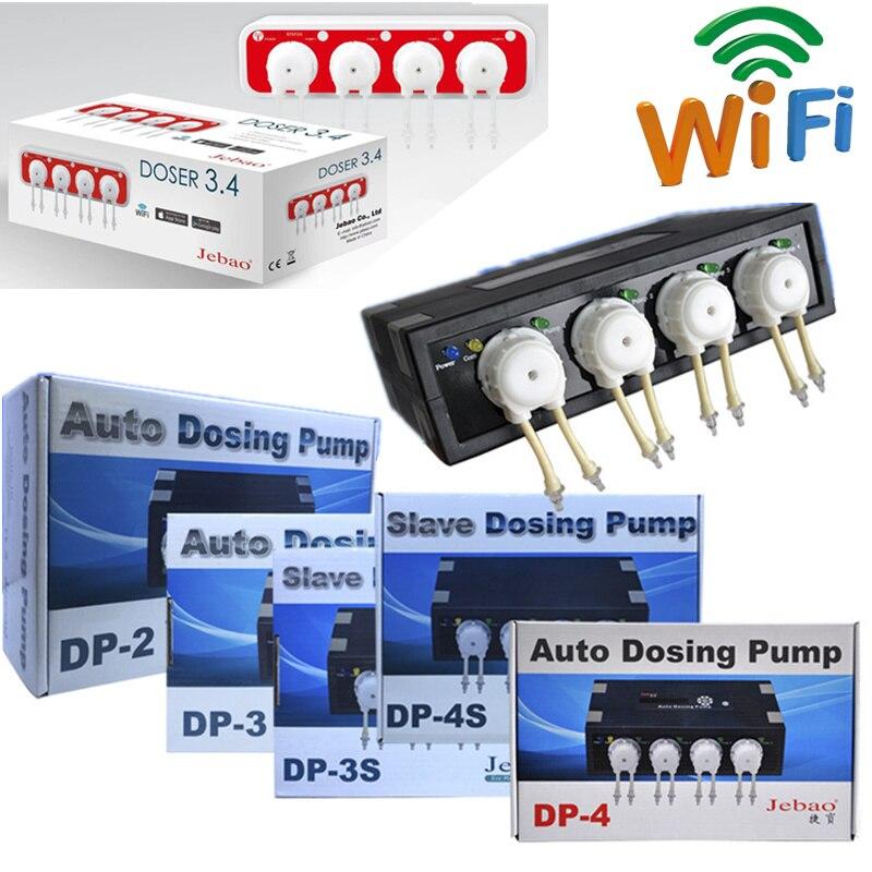 DP-4 DP-5 DP-2 автоматический титровальный насос, DOSER2.4 DOSER3.4.Dosing насос, аквариум автоматический инфузионный машины. DP-3S DP-4S JE