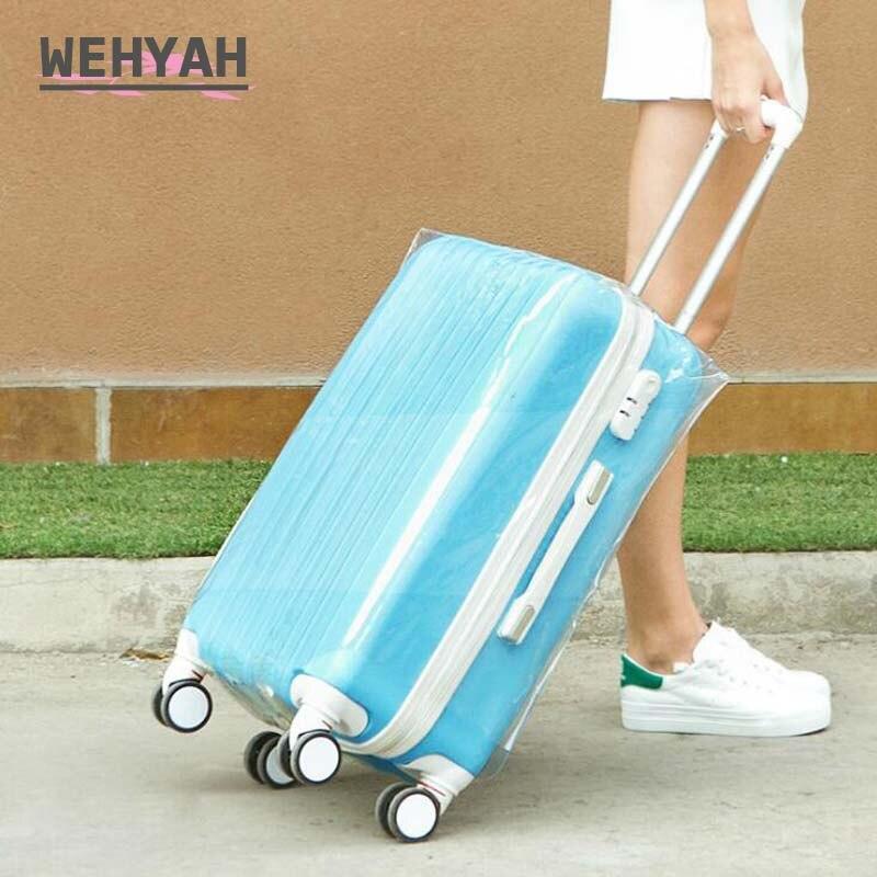 Wehyah Transparent PVC Waterproof 24