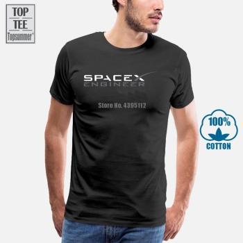 T Shirt Spacex T-Shirt Mens Round Neck Short Sleeves Bottoming T-Shirt Fashion T Shirt Tops Clothing twist front plunging t shirt