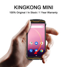 Cubot Kingkong Mini Robuuste Mobiele Telefoon 4 Inch Qhd Scherm Waterdicht Schokbestendig Smartphone 3Gb 32Gb Dual-Sim 4G Kleine Telefoon