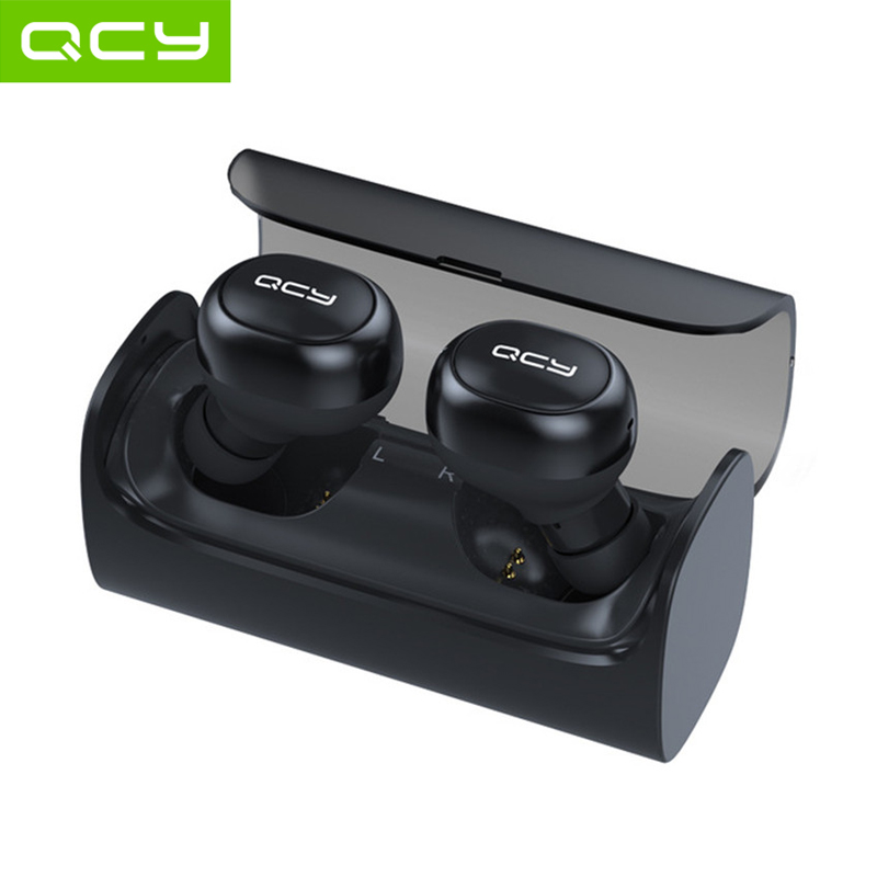 QCY Q29 TWS business Bluetooth earphones wireless 3D stereo headphones headset and power bank with microphone handsfree calls|headset bluetooth wireless|bluetooth earphone|business bluetooth earphones - AliExpress