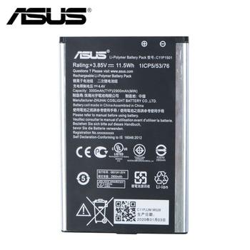 цены Original ASUS C11P1501 Battery For ASUS ZenFone2 Laser 5.5