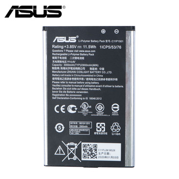 Original ASUS C11P1501 Battery For ASUS ZenFone2 Laser 5.5