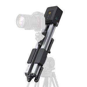 Image 4 - Zeapon بمحركات مايكرو 2 زائد حامل كاميرا متحرك المحمولة السفر المسافة 54 سنتيمتر/21.2in 4.5 كجم كل اتجاه قدرة 39 ديسيبل موتور
