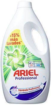Ariel Professional Vollwaschmittel Regulär, 2 x 3,64 l, Doppelpack (2 x 56 Waschladungen)