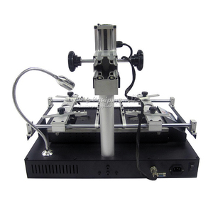 Image 2 - Naprawa BGA Rework Machine LY IR8500 V.2 IR stacja lutownicza BGA płyta główna telefon komórkowy Chip naprawa RU i ue bez podatku