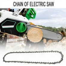 10pcs chainsaw sharpening kit files tool chain sharpen saw garden tools parts set mayitr 14/16/18/20 Inch 52/59/72/76 Knot Saw Chain Blade Wood Cutting Chainsaw Parts Chainsaw Saw Mill Chain For Cutting Lumber
