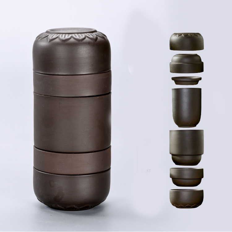 de viagem casa conjuntos de utensílios de chá gaiwan