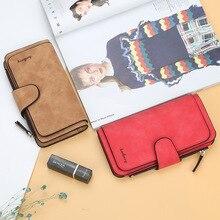 2019 new Luxury Wallets Women Wallet Designer Wallet Female Long Section Buckle Women Wallet Coin Purse Clutch Bags Card Bag цена 2017