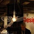 Современный декор chambre hanglamp стеклянный шар спальня LED подвесные светильники deco chambre