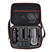 حقيبة يد حقيبة التخزين حمل الحال بالنسبة MAVIC الهواء بدون طيار تحكم 3 بطاريات الملحقات