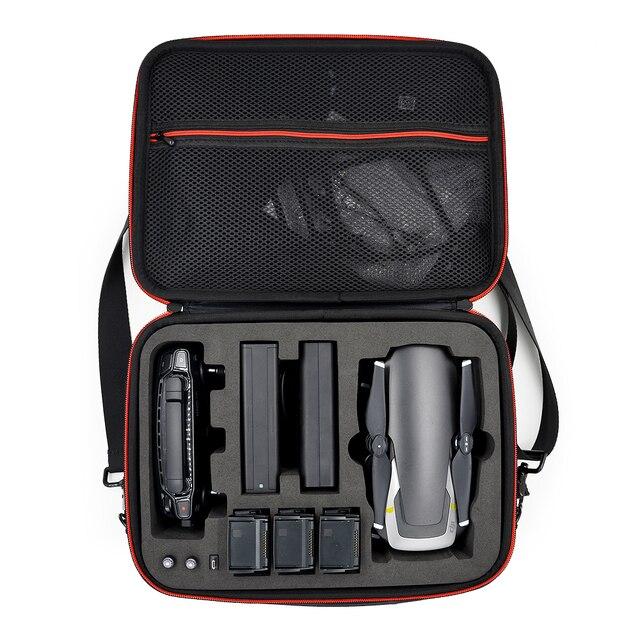 ハンドバッグ収納用のキャリングケースmavic空気ドローンコントローラ 3 電池アクセサリー