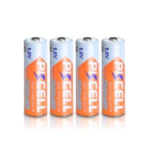 Image 4 - 8Pcs Pkcell Aa 2500mWh 1.6V Ni Zn Oplaadbare Batterij Aa Nizn Batterijen 2A En 2 Stuks Nizn batterij Houder Doos Gevallen Voor Camera