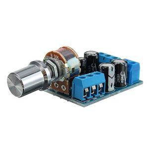 Image 5 - Détail TDA2822 TDA2822M Mini 2.0 canaux 2x1W stéréo Audio amplificateur de puissance carte cc 5V 12V voiture potentiomètre de contrôle du Volume Modu
