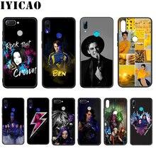 IYICAO Descendants 3 Cameron Boyce Soft Silicone Case for Xiaomi Redmi Note 4X 5 6 7 8 Pro 5A Prime