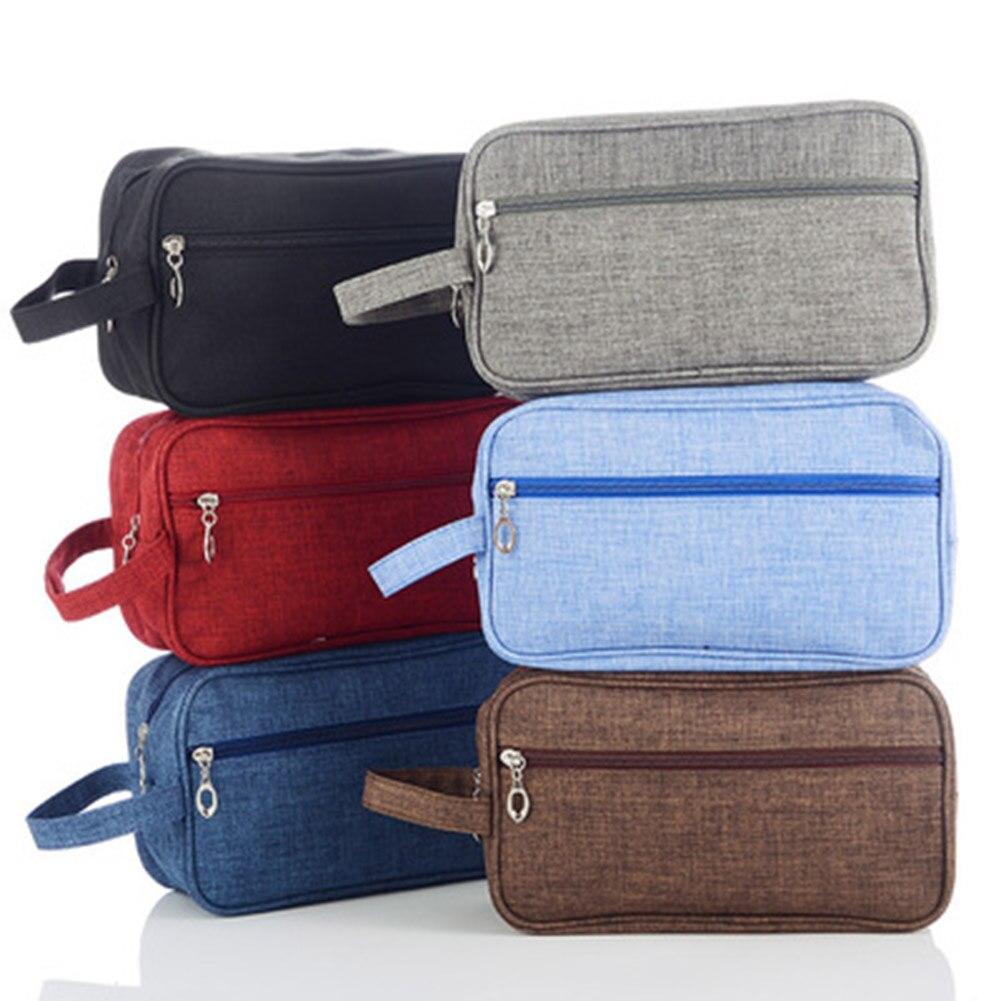 2020 New Fashion Women Men Waterproof Makeup Bag Nylon Travel Cosmetic Bag Organizer Case Necessaries Make Up Wash Toiletry Bag
