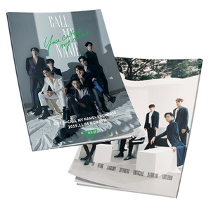Kpop GOT7 Present Call My Name New Album Photobook Fashion GOT7 Mini Photo Album Photo Card Fans Souvenir Gifts(China)