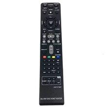 Mới Thay Thế Điều Khiển Từ Xa AKB73775801 Cho LG Đĩa Blu ray Dàn Máy DVD Nhà Điện Ảnh BH4030S BH5140 S65T3 S