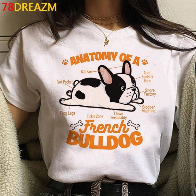 Women's T-Shirt With Puppy Logo  5