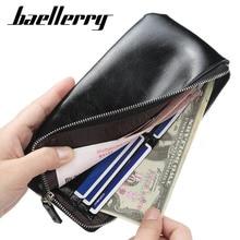 Fashion Leather Men's Wallet…