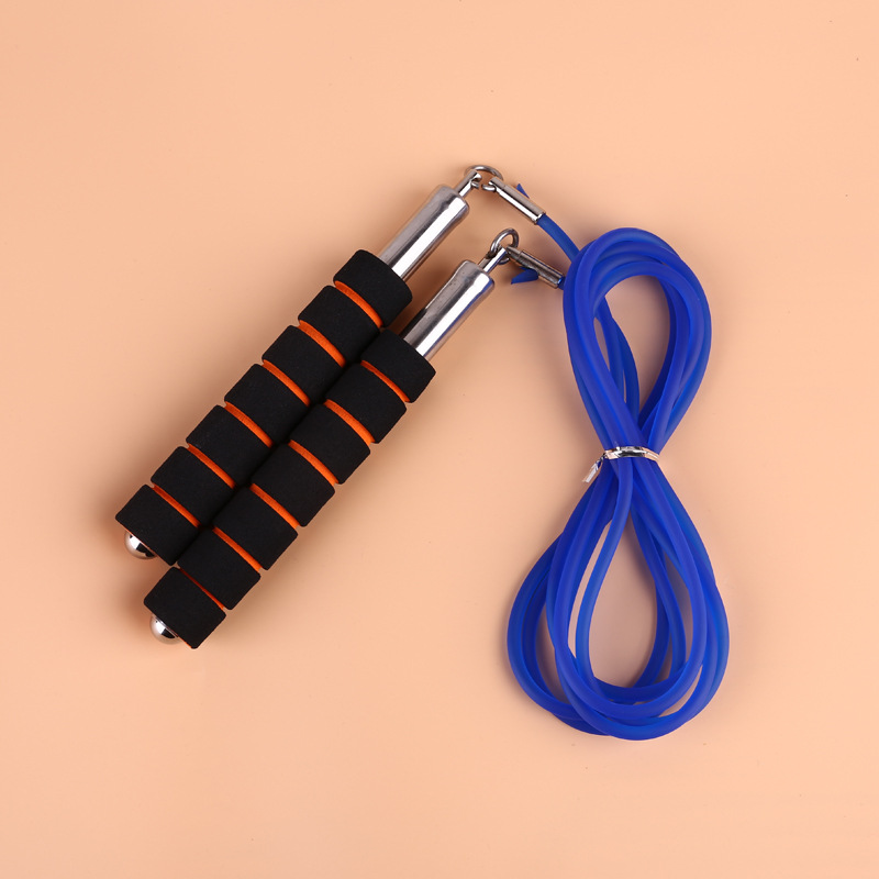 Aluminum Handle Bearing Steel Wire Count Jump Rope Adult Students Sports Supplies Racing The Academic Test For The Junior High S