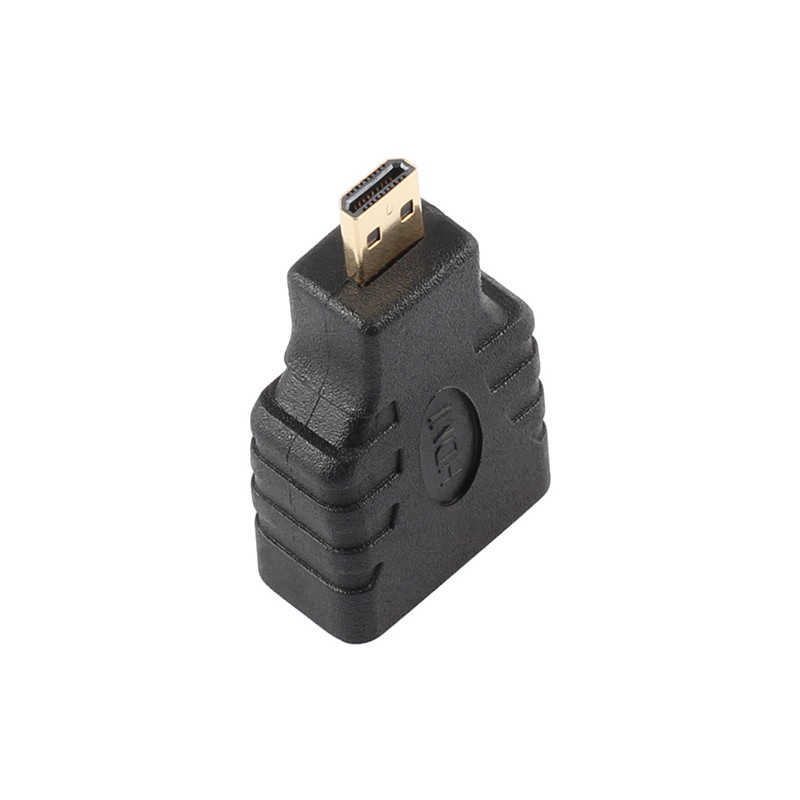 Micro HDMI Male To HDMI Female Type D Male Gold Extension Adapter F/M Converter Connector Cable For HD TV Camera