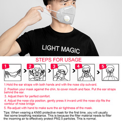 50Pcs Prevent Flu KN95 Face Mask N95 Respirator Dust Mouth Masks Formalde Hyde Bacteria Proof Safety As KF94 ffp2 Dropshipping 4