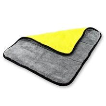 Herramientas de limpieza de toallas de microfibra para coche Toyota, Corolla, Avensis, Rav4, Yaris, Auris, Camry, Prius, Hilux Verso