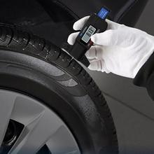 Brake-Shoe-Pad-Wear Gauge Car-Tire-Tester Pressure-Measurement Tyre-Depth Digital Tread-Monitor