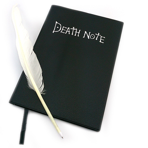 Role playing grande dead note escrita diário caderno livro dos desenhos animados bonito tema moda ryuk2019 death note plano anime