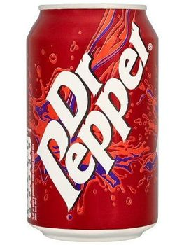 DR. PEPPER 330ML