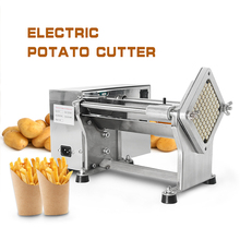 Carrot Cutter Slicer Potato-Chip Shredding-Machine Vegetable Fruit ITOP Electric French