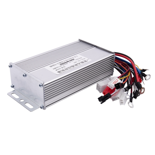 36//48V 500W Electric Bike Scooters Ebike Brushless DC Motor Controller LCD// F6R9