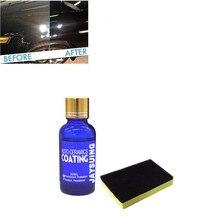 9H автомобильное жидкое керамическое покрытие с твердостью супер гидрофобного стекла набор покрытий антикоррозийное покрытие# PY10