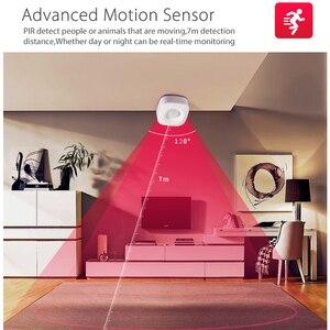 Image 5 - Smart Wireless PIR Motion Sensor Detector Compatible for Google Home Smart Home Alexa Home Lighting PIR Switch Sensitive Night L
