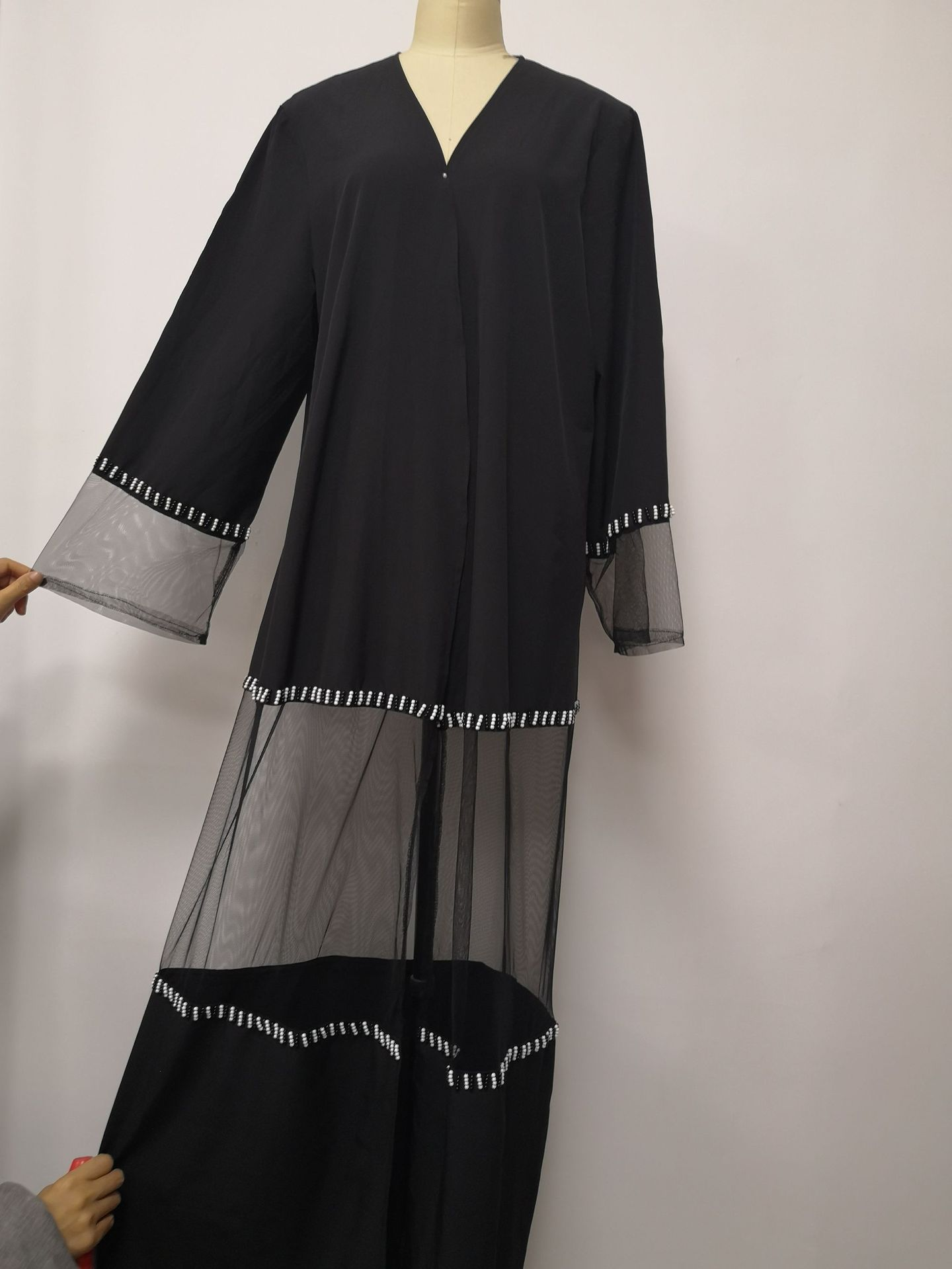 luxo com miçangas rendas retalhos dubai ramadan