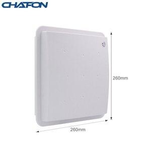 Image 4 - Chafon 5 metros rfid uhf lector ip66 impermeable 865 ~ 868mhz rs232 wg26 Relé libre SDK para aparcamiento de coches y gestión de almacenes