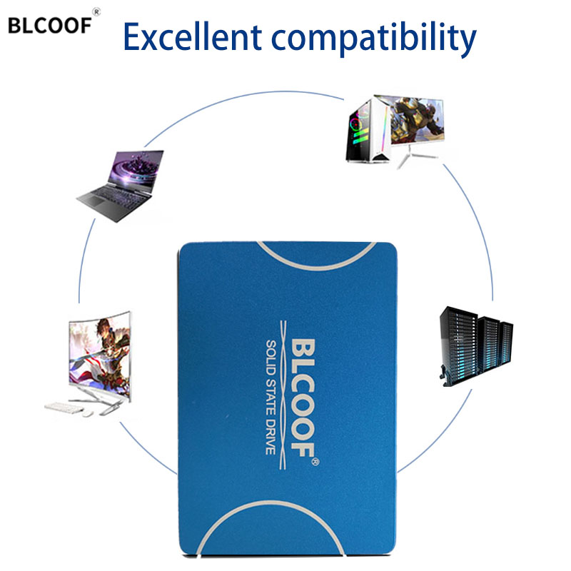 BLCOOF <font><b>SSD</b></font> hdd <font><b>2.5</b></font> Inch <font><b>SATA</b></font> <font><b>III</b></font> internal solid state drive 60GB TLC disco duro hard drives disk For Computer laptop PC image