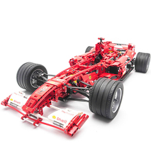Technic F1 Racer Car Building Blocks Bricks Toys Set Boy Game Car Formula 1 Kids Toys for Children Compatible with 8674 aiboully 3335 technic f1 racer building bricks blocks toys for children game car formula 1 compatible with aiboully 8674